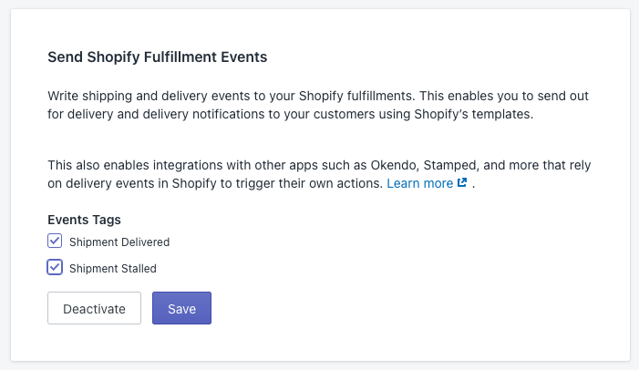 shopify tags settings