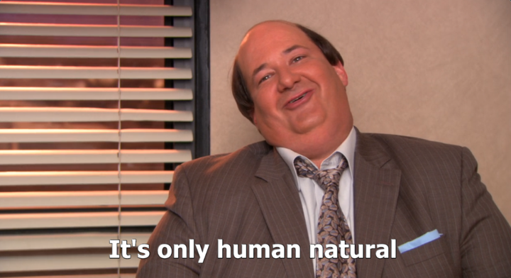 the office gif kevin subscription ecomm marketing
