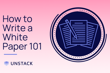 How to Write a Whitepaper 101