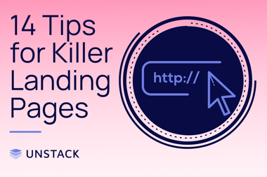 14 Tips for Killer Landing Pages