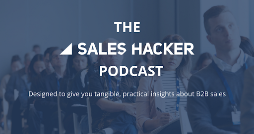 the sales hacker podcast
