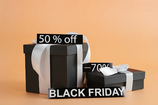 Black Friday Holiday Promotions