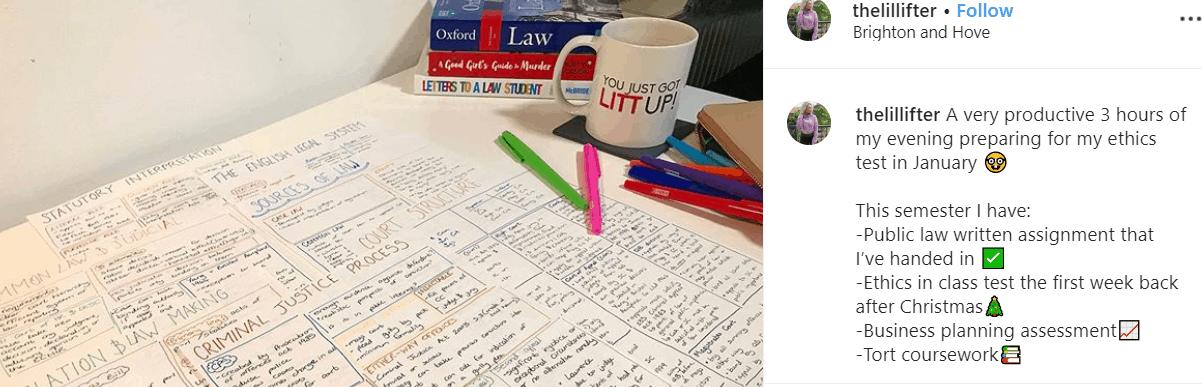 brighton university on instagram