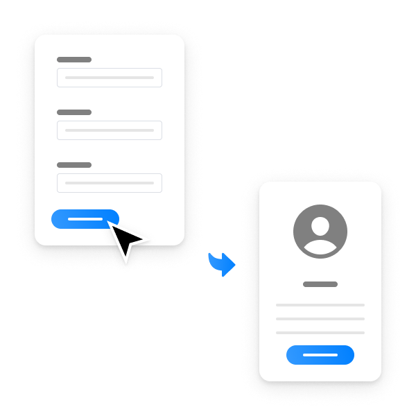 Unstack lead forms and marketing automation