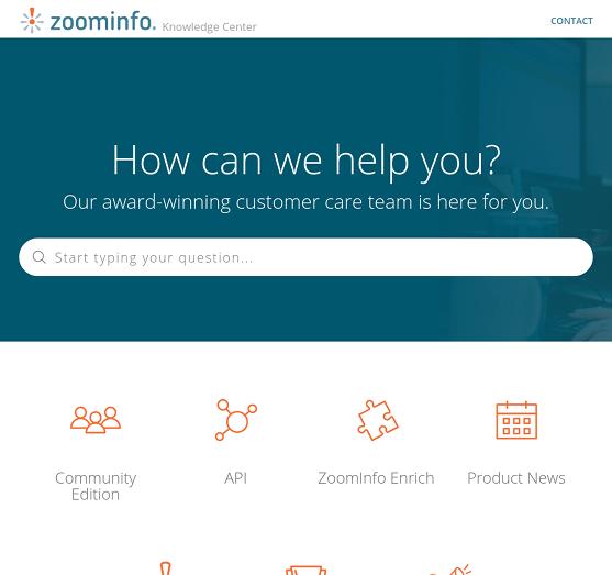 zoominfo help docs screenshot