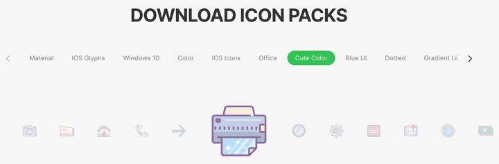 free design tools icons8