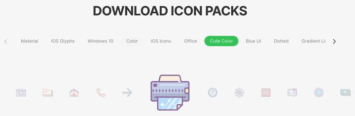 free design tools icons8