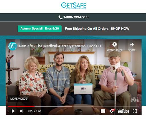 Get Safe Explainer Video
