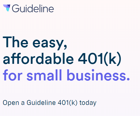 guideline homepage headline