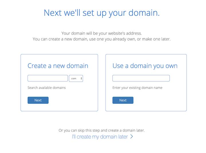 register domain screenshot