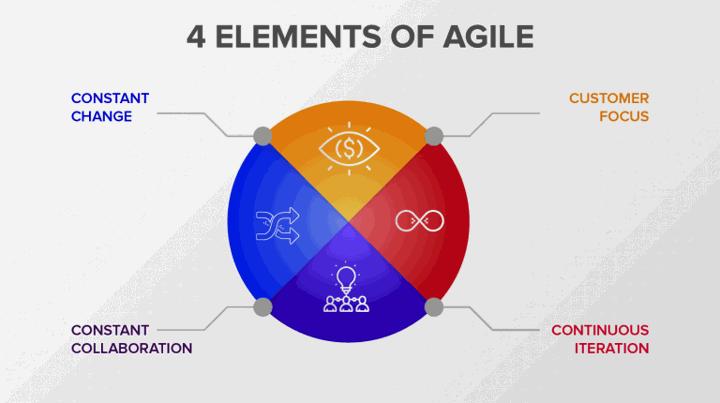 agile graphic