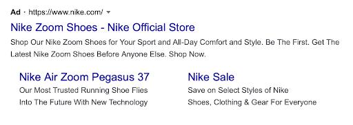 Nike Search