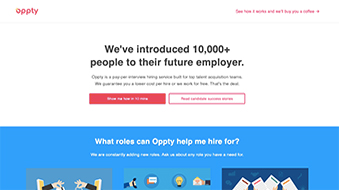 Oppty Recruiting