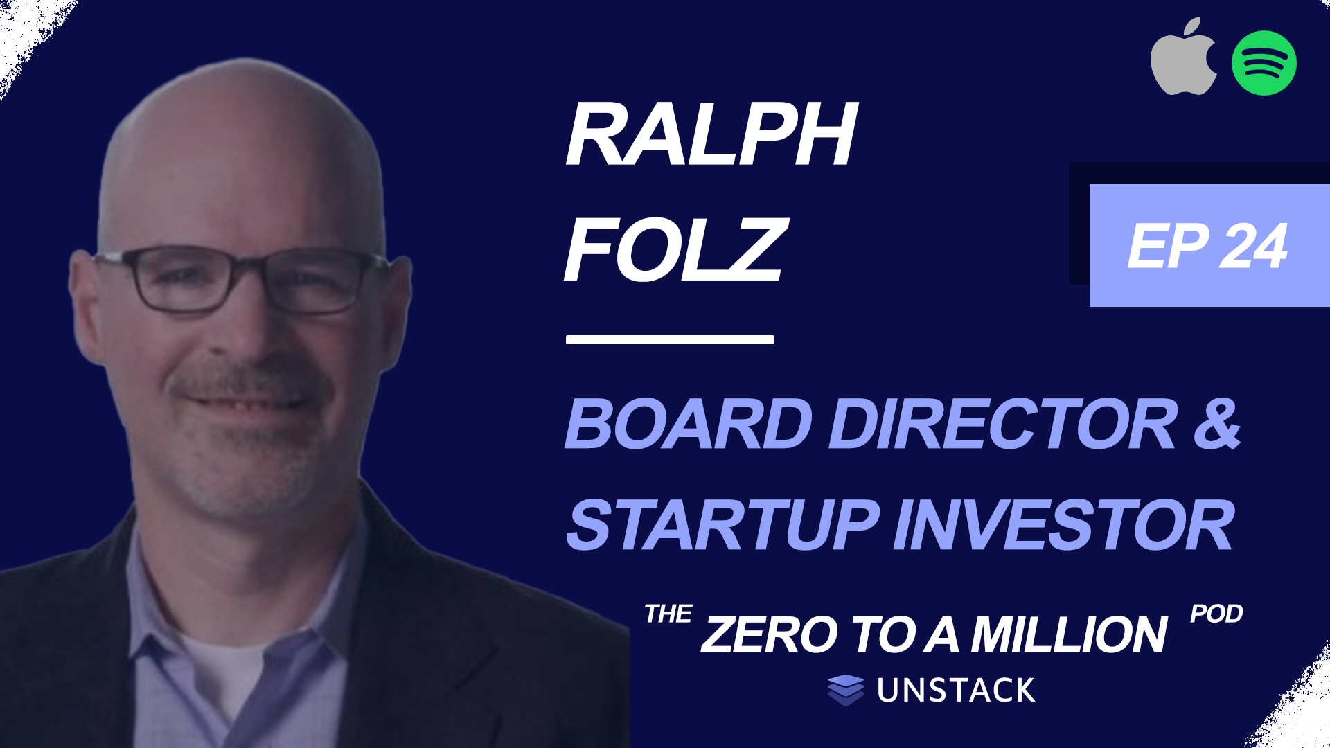Zero to a Million, Episode 24: Ralph Folz