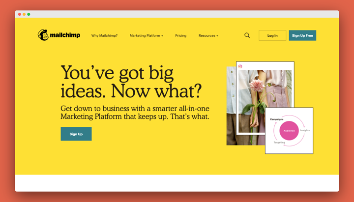 MailChimp all in one