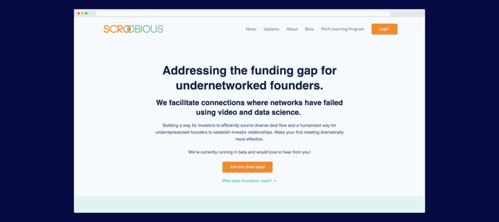 Scroobious' Website
