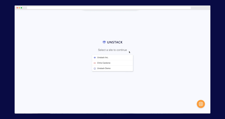 Multi-Site Authentication
