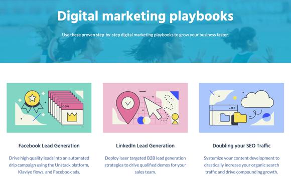 digital marketing playbook