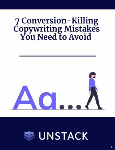 7 Conversion-Killing Copywriting Mistakes You Need to Avoid