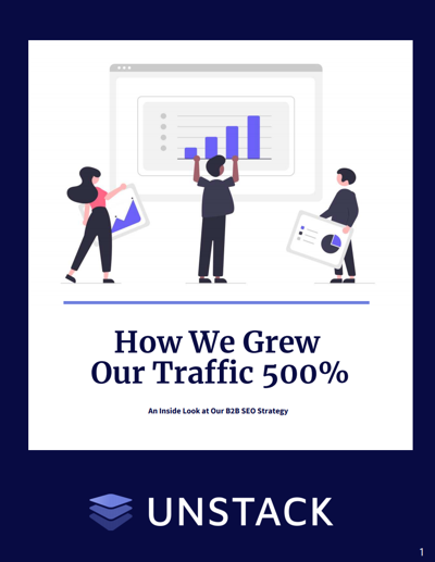How We Grew Our Traffic 500%