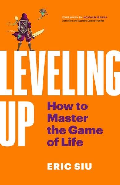 startup books leveling up