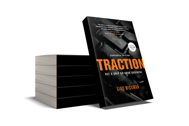 startup books traction