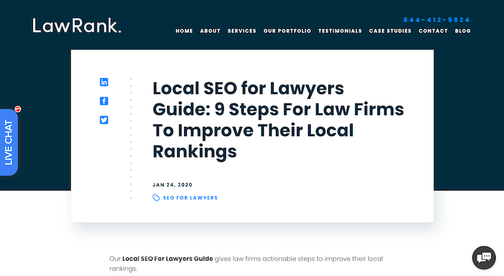 listicle blog post example