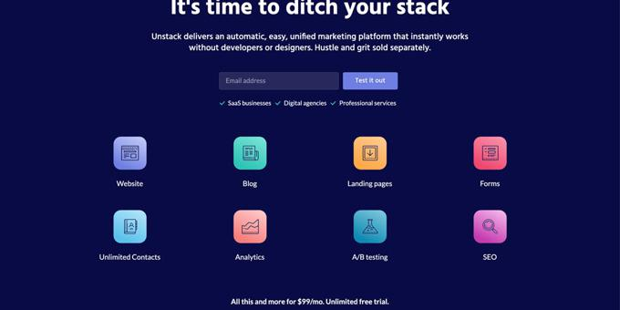 Unstack raises $750k for no-code unified marketing platform