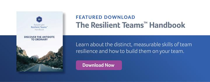 The Resilient Teams Handbook