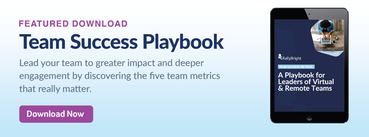 Team Success Playbook
