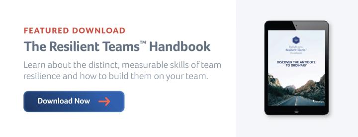 Resilient Teams Handbook