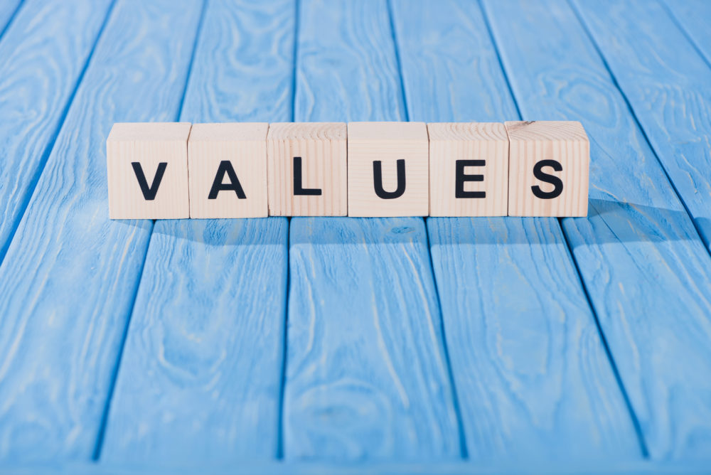 How to Lead Better in 2021 by Focusing on Values